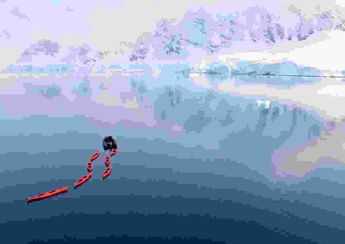 Good morning, Antarctica! Antarctic Peninsula (Martin Miskowicz)