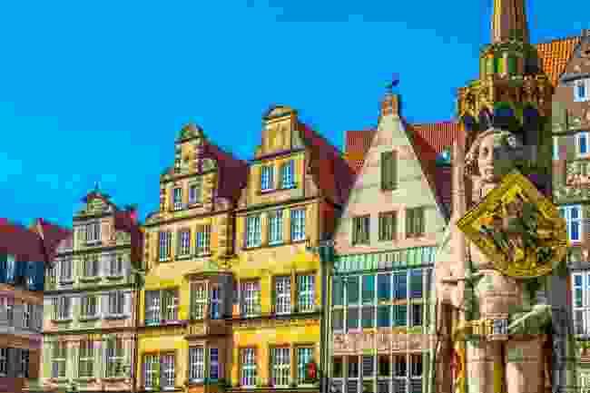 Bremen, Germany (Shutterstock)