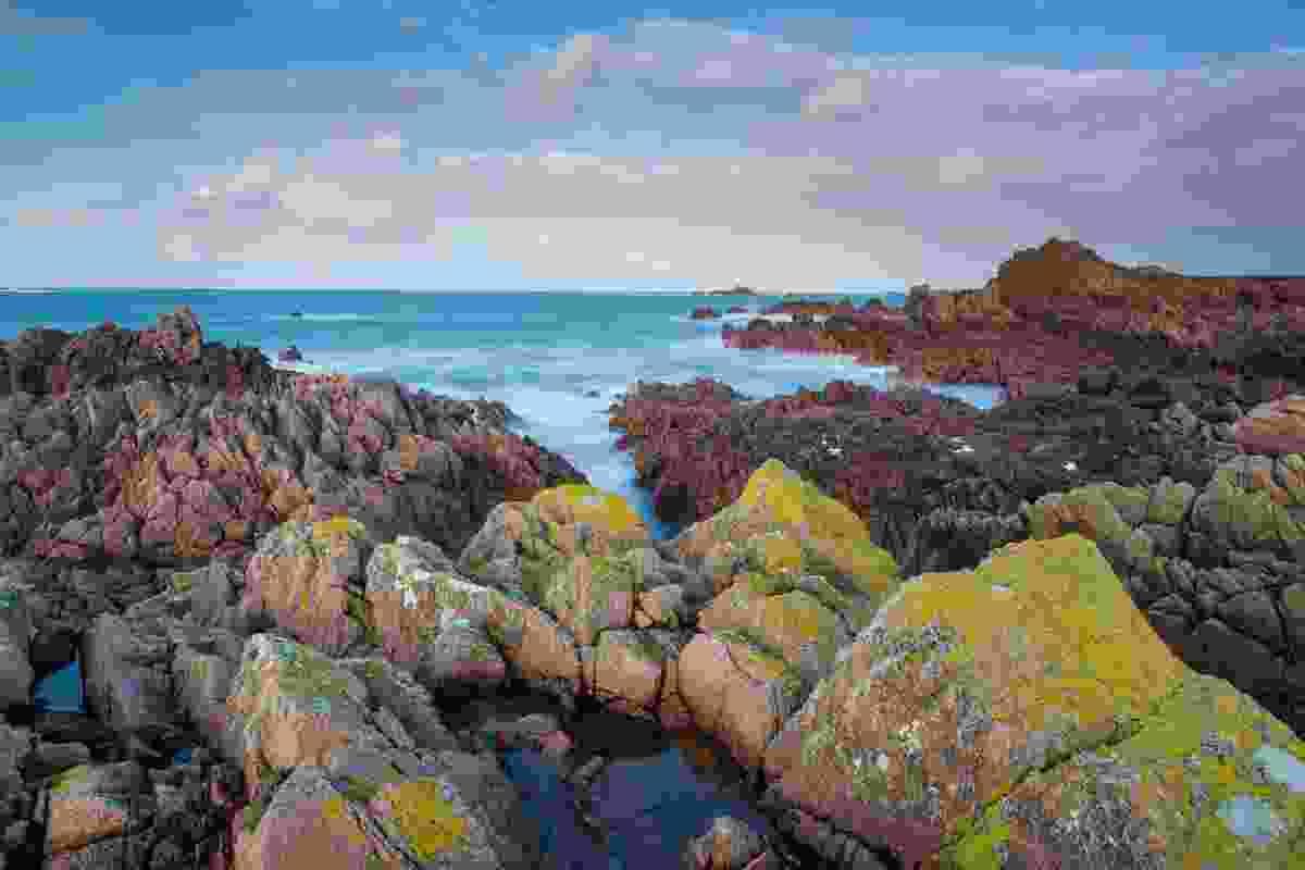Albecq Cove, Guernsey (Shutterstock)