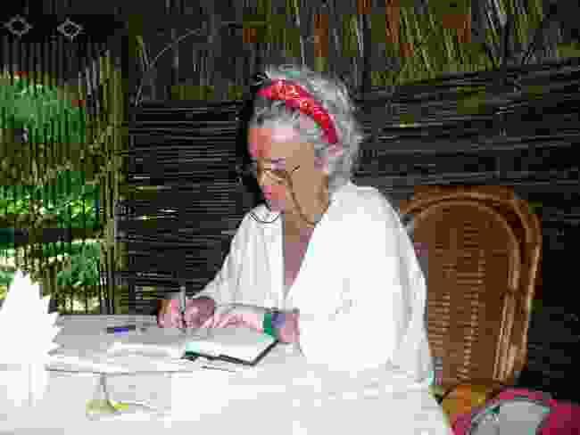 Sara Wheeler writes in Pyatigorsk, Russia (Sara Wheeler)