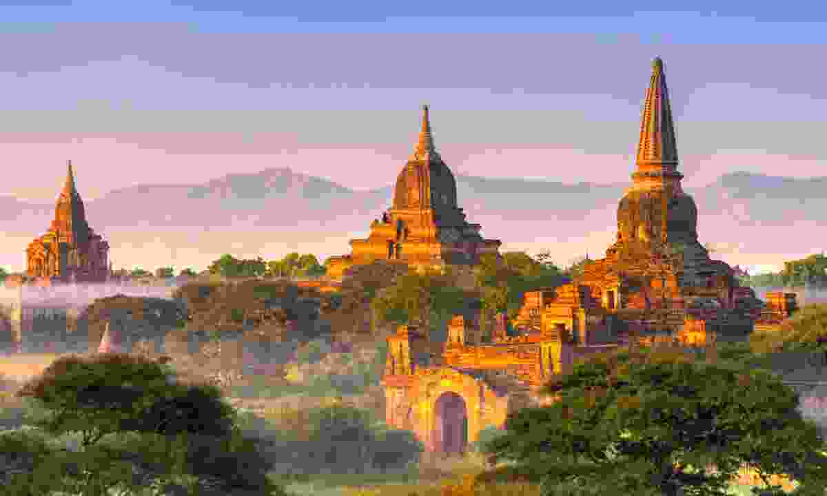 Bagan, Burma (Dreamstime)