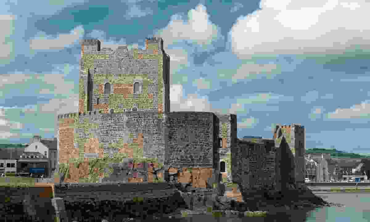Carrickfergus Castle (Arthur Ward)