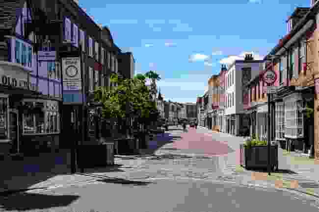 Chichester, England (Shutterstock)