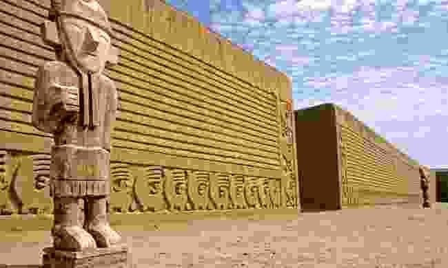 Chan Chan Ruins, Trujillo (Dreamstime)