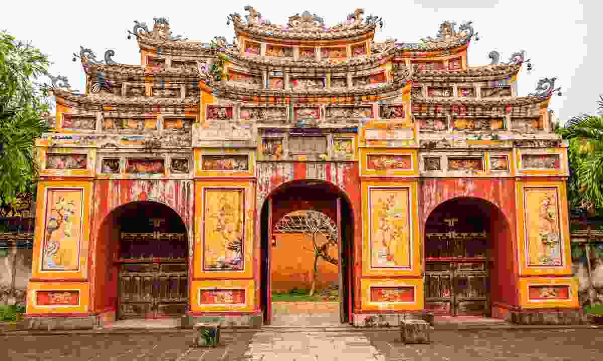 The Forbidden City at Hue, Vietnam (Dreamstime)