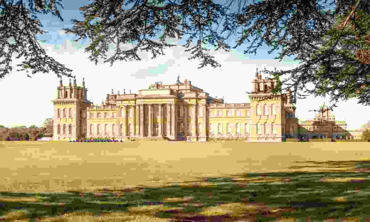 Blenheim Palace (Dreamstime)