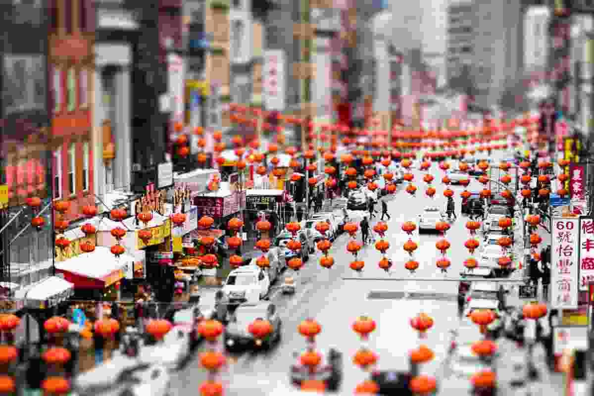 Chinatown (Jasper Léonard)