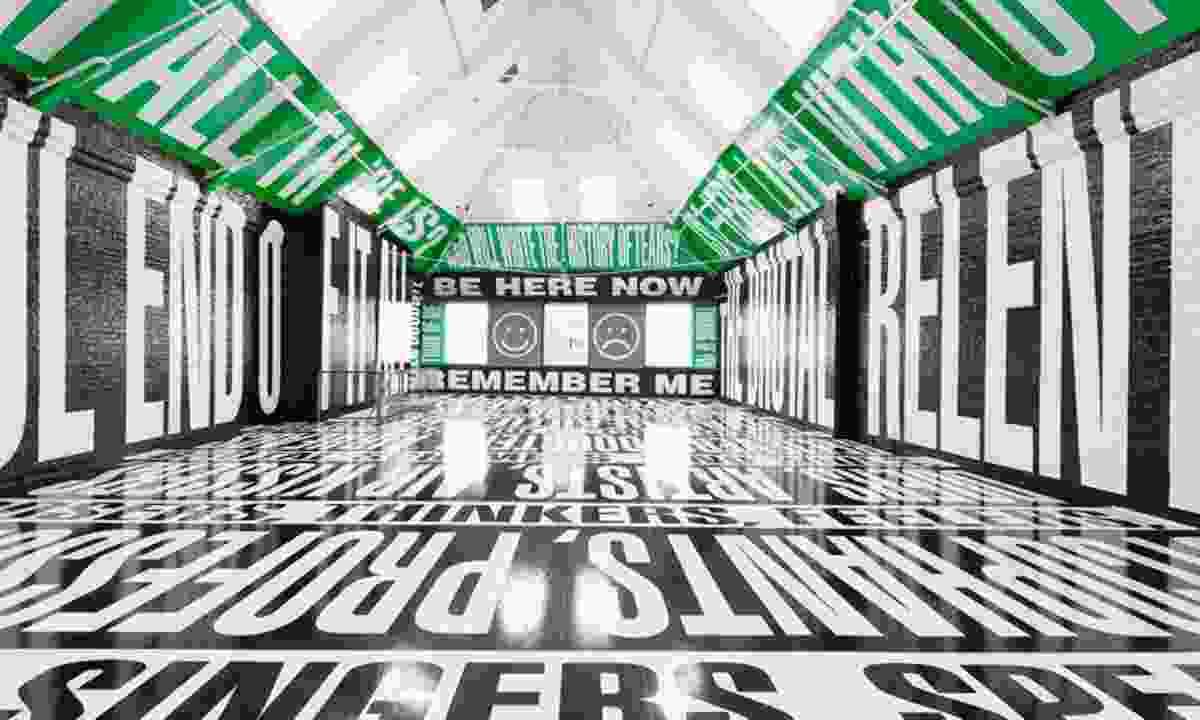 Exhibition at Modern Art Oxford (modernartoxford.org.uk)