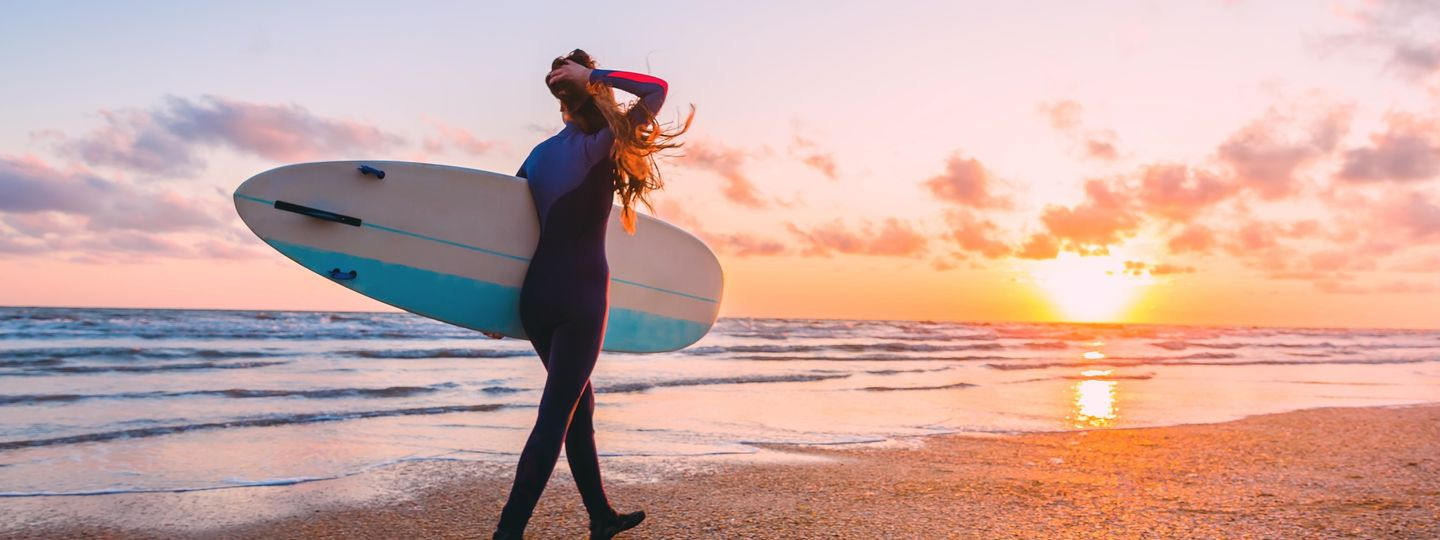 3647e9e8c7 Surf s up! The 10 best places to learn to ride the waves