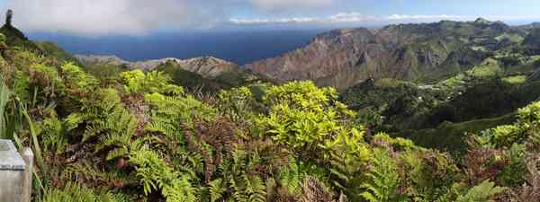 Diana's Peak - the highest point of St Helena (David Pryce)