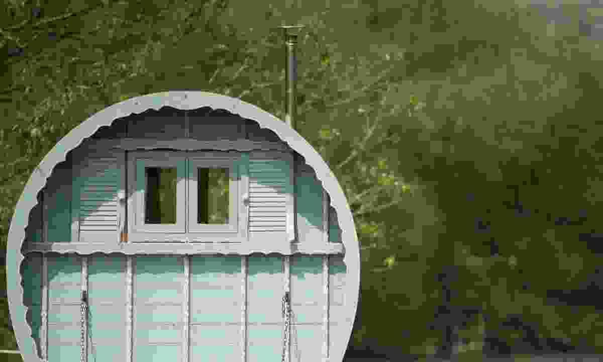 Digeddi campsite, Wales (Digeddi Camping)