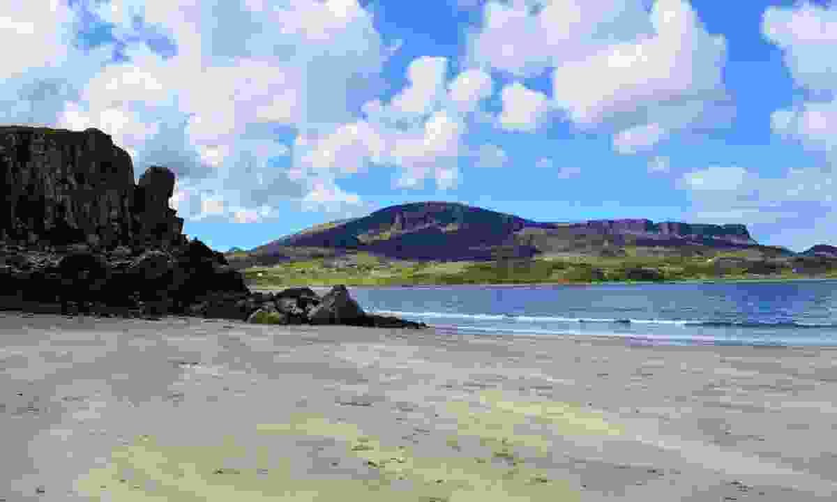 Staffin Beach, Isle of Skye (Dreamstime)