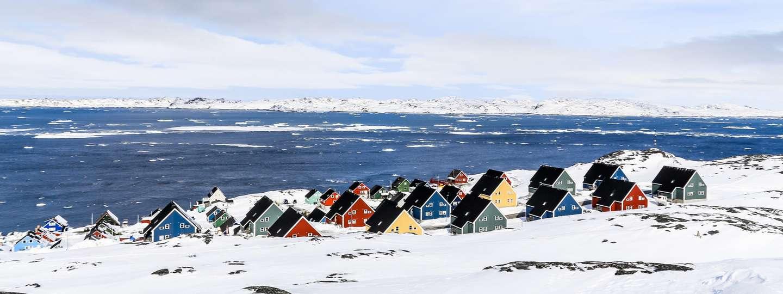 Nuuk, Greenland (Dreamstime)