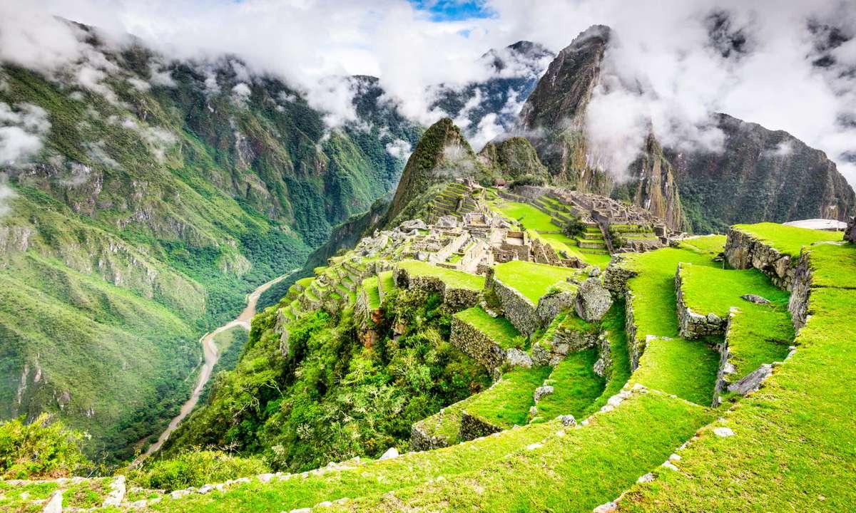 Machu Picchu (Dreamstime)