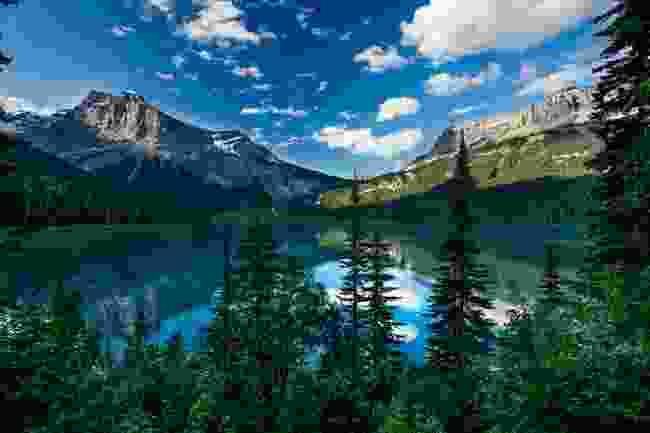 Emerald Lake in British Columbia, Canada (Shutterstock)