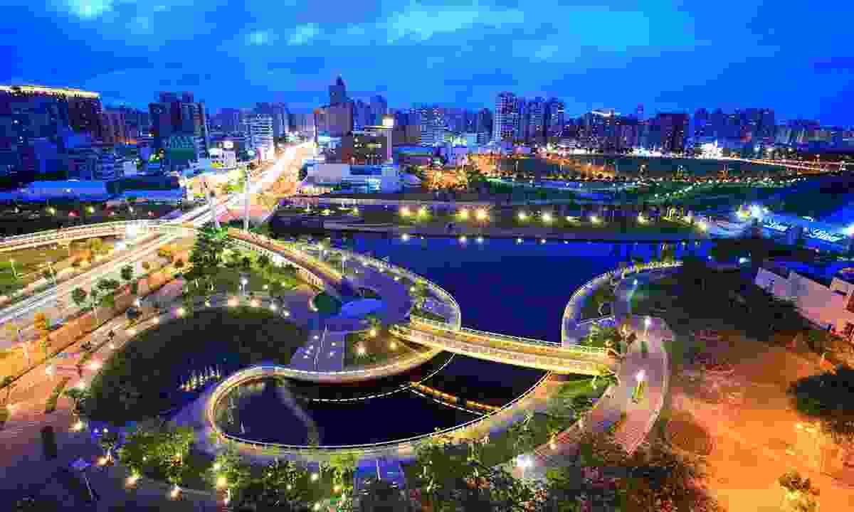 Kaoshiung city (Finn Partners Box)