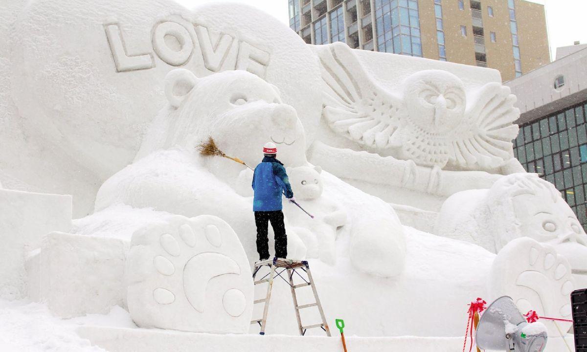 Winter in Hokkaido, Japan   Wanderlust