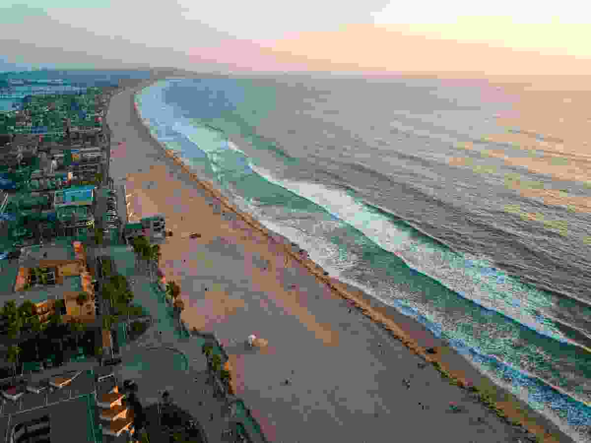 Pacific Beach, San Diego (Shutterstock)