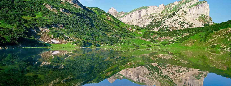 Ruhe am Bergsee (Alpbachtal Seenland Tourismus)