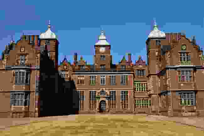 Aston Hall is a large Jacobean style house, over 400 years old (Shutterstock)