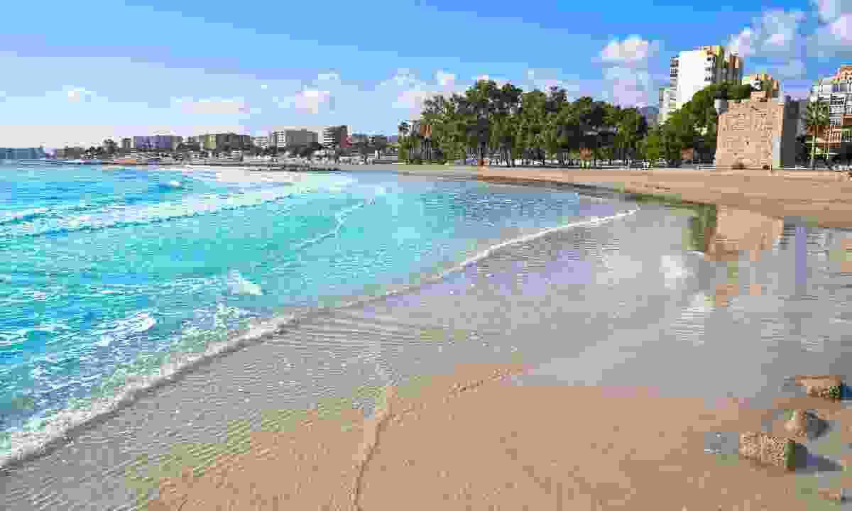 Visit Castellón in the shoulder season to enjoy comfortable temperatures and emptier beaches (Shutterstock)