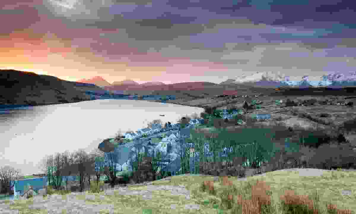 Loch Harport (Shutterstock)