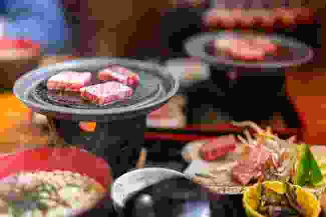Enjoy the Hida beef (Shutterstock)