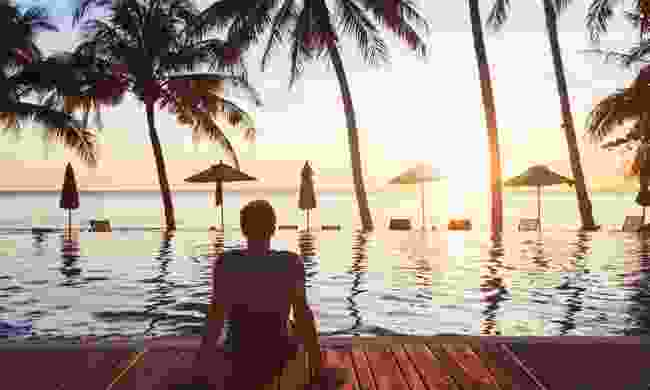 Take time to relax when travelling (Shutterstock)