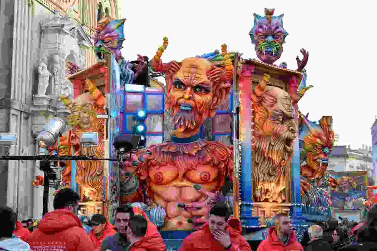Acireale Carnival (Shutterstock)