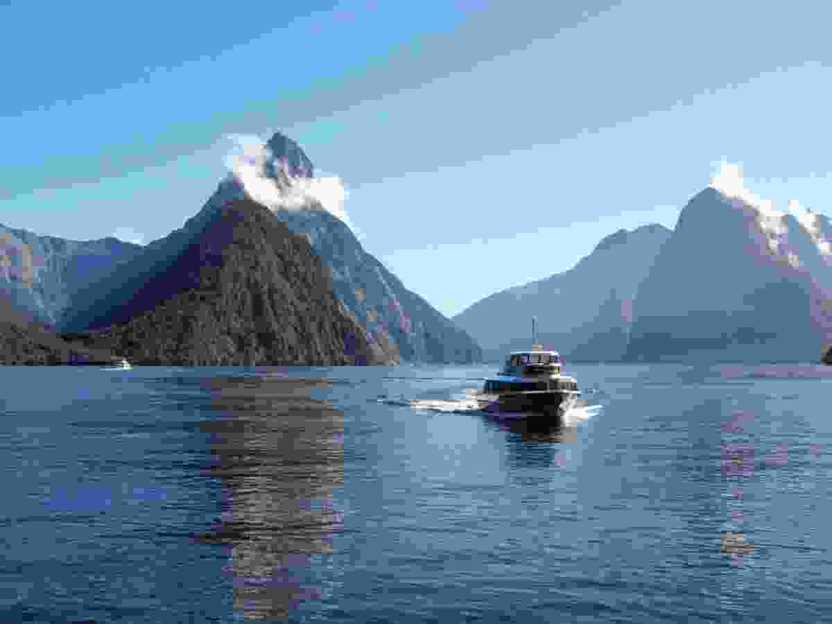 Milford Sound, New Zealand. (Shutterstock)