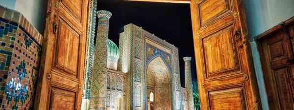 Registan, Samarkand, Uzbekistan (Shutterstock)