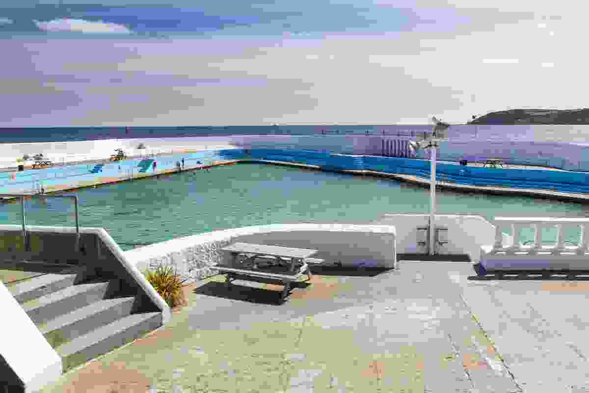 Jubilee outdoor pool (Dreamstime)