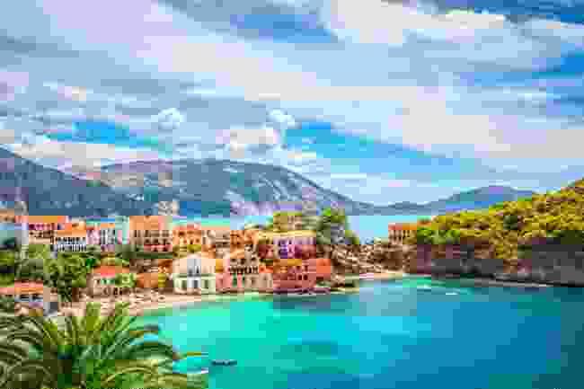 Kefalonia (Cephalonia) (Shutterstock)