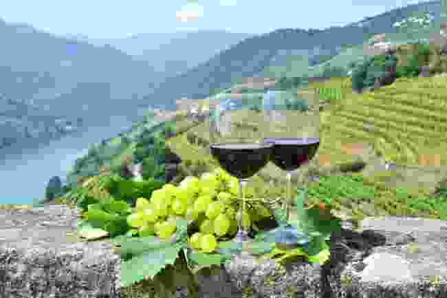 The Douro Valley, Portugal (Shutterstock)