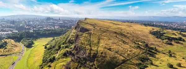 Arthur's Seat, Edinburgh (Shutterstock)