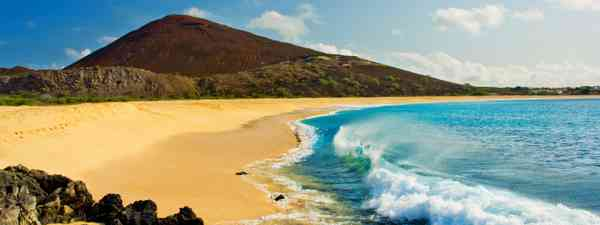 Long Beach on Ascension Island (Shutterstock)