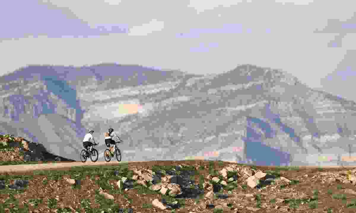 High desert cycling near Fruita (Matt Inden/Colorado.com)