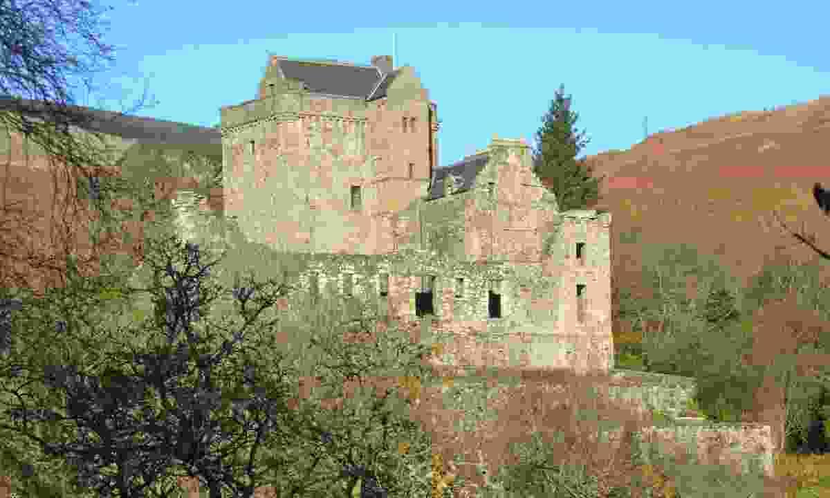 Castle Campbell (Dreamstime)