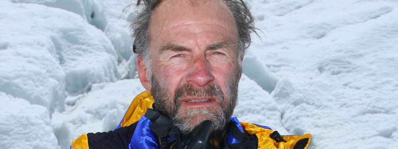 Sir Ranulph Fiennes (Liz Scarff)