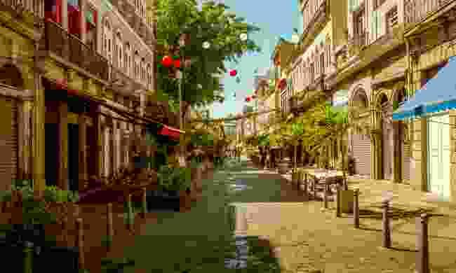 The Lapa district in Rio (Shutterstock)