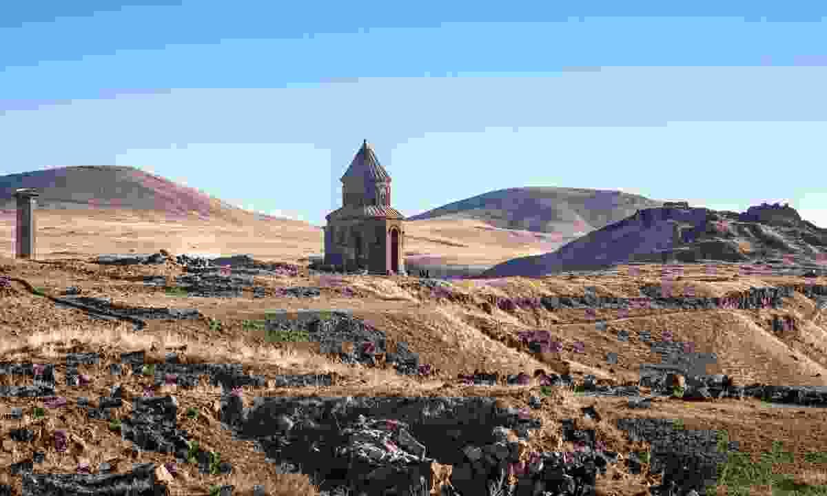 Kars in eastern Turkey (Shutterstock)