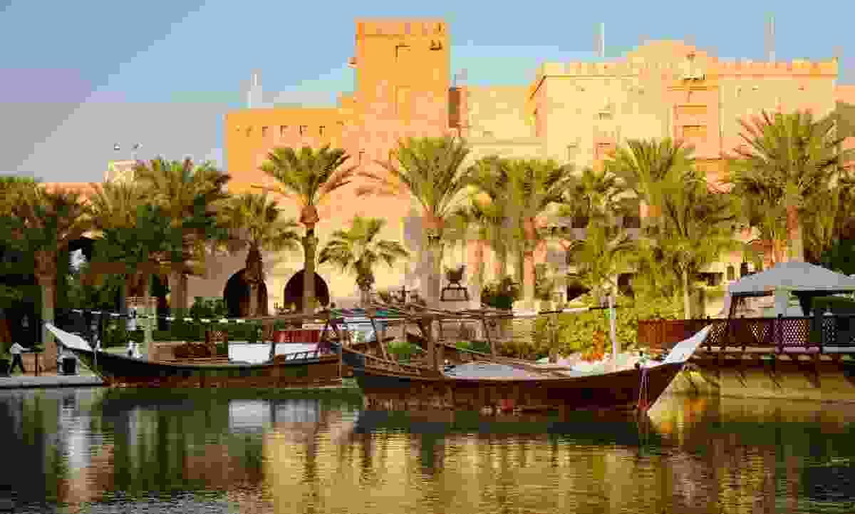 Al Bastakiya, UAE (Dreamstime)
