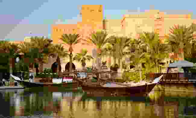 Al Bastakiya, UAE (Dreamstime)