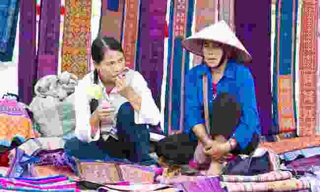 Bac Ha market (Dreamstime)