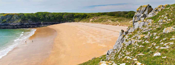 Barafundle Bay, Wales (Dreamstime)
