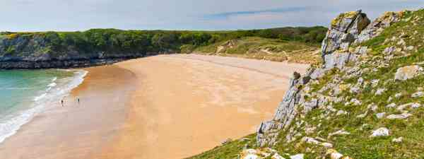 Barafundle Bay, Wales (Dreamstime)