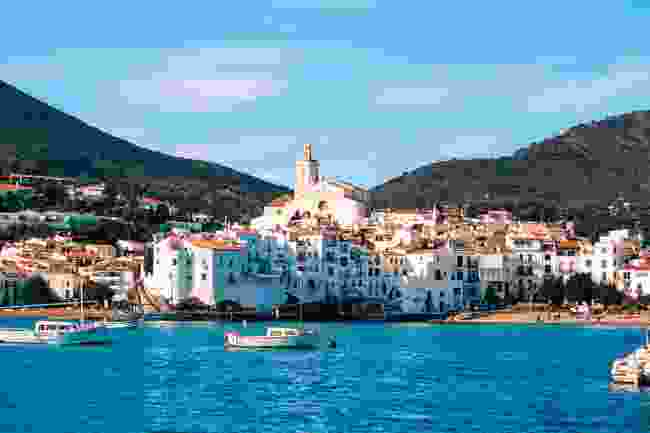 The whitewashed fishing village of Cadaqués (Dreamstime)