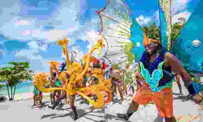 Don't miss We Gatherin' (Visit Barbados)