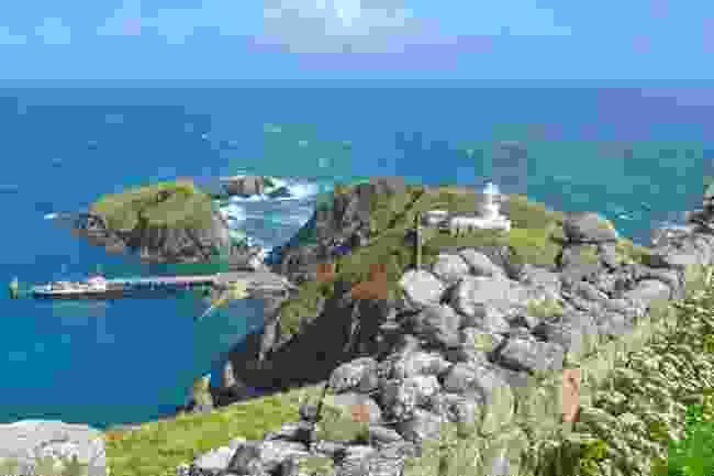Lundy Island, Devon (Shutterstock)
