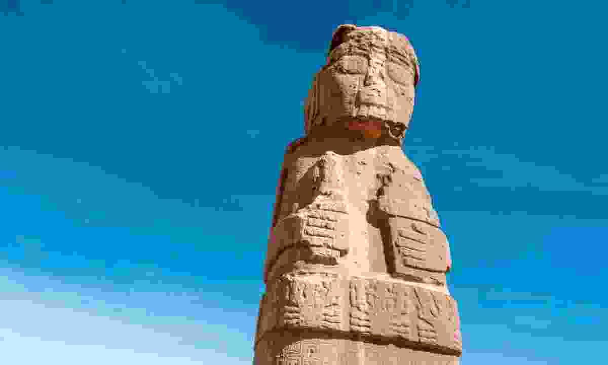 Tiwanaku (Shutterstock)